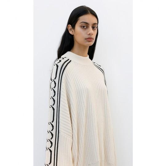 Chainz Jacquard Sweater