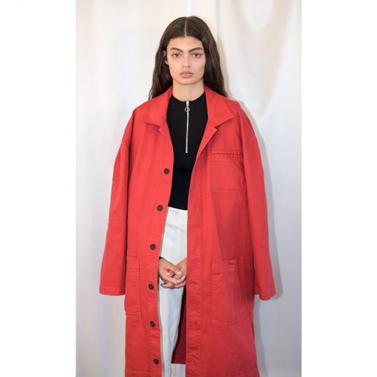 Reed Mid-Length Coat