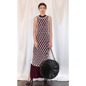 Net Crochet Dress