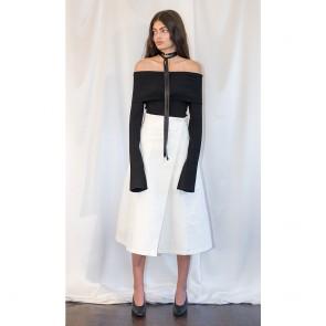 Paz Wrap Skirt