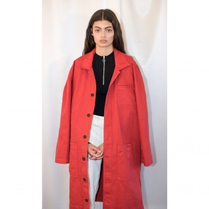 Reed Mid-Length Coat